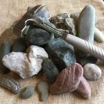 石器部活動日誌01「石器に使える石を拾いにいこう!」