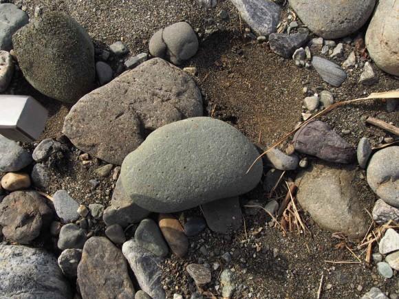 緑色岩写真
