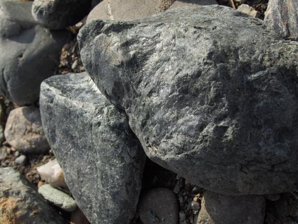 蛇紋岩写真