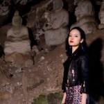 5/14渋谷LOFT9「クシノテラス東京トークライブ」ゲストに性器崇拝研究の深沢佳那子さん。縄文の石棒のついての話も