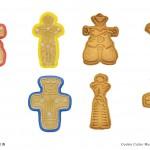 日常のお菓子作りに縄文を/マニア心をくすぐるsacsacのクッキー型