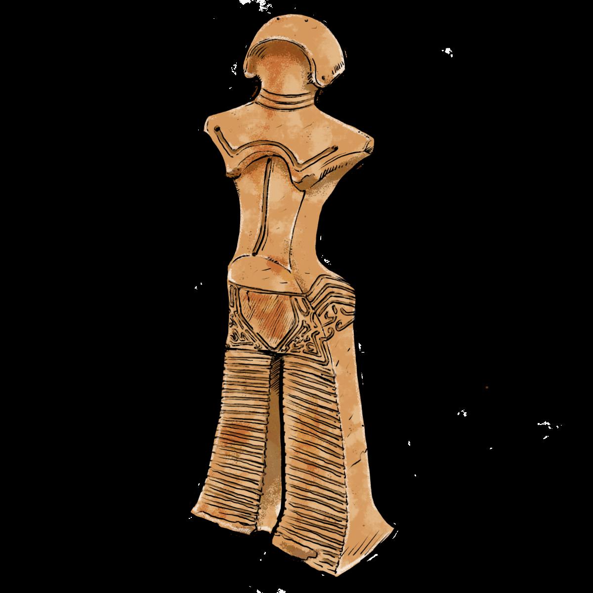 5. 縄文の女神