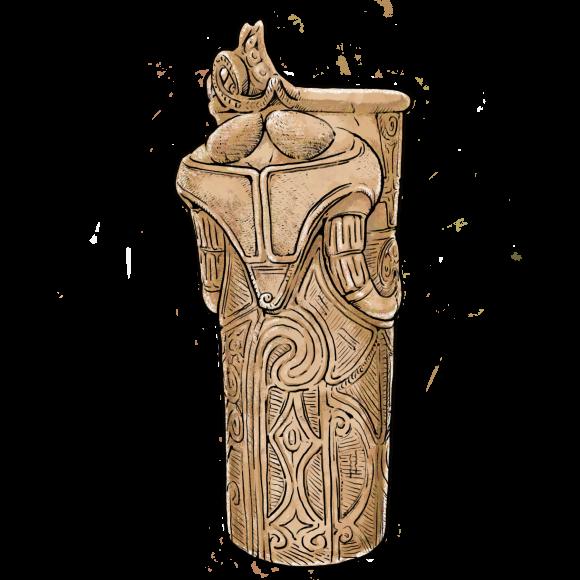 神像筒型土器