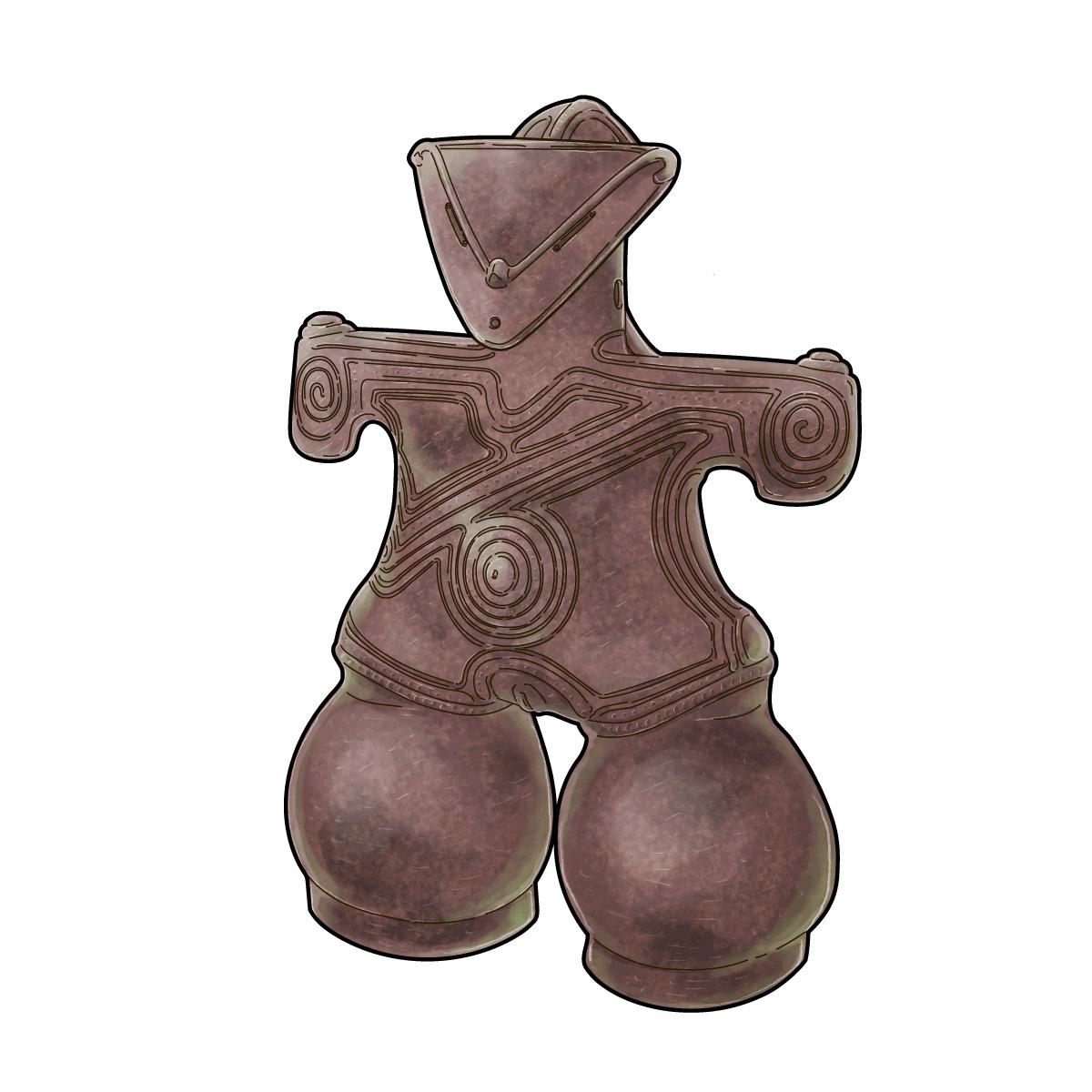 3:仮面の女神