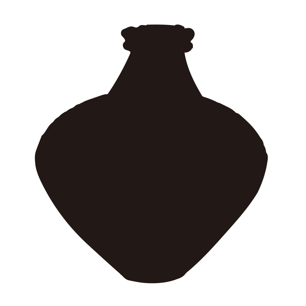 33. 大洞A式の壺形土器